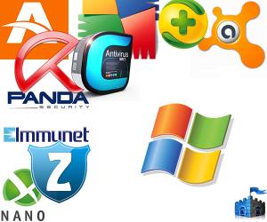 Тестирование бесплатных антивирусов или альтернатива Microsoft Security Essentials для Windows XP