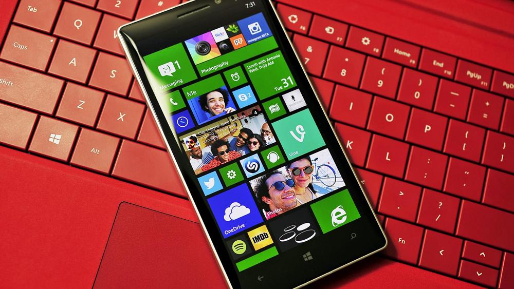 Смартфон на Windows Phone