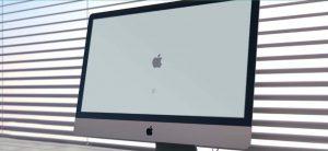 Сведения об экранах, отображаемых при запуске компьютера Mac