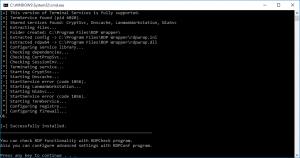 Терминальный сервер на Windows 10/8/8.1