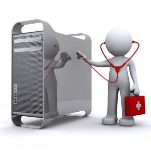 Абонентское обслуживание компьютерных сетей для торговых компаний